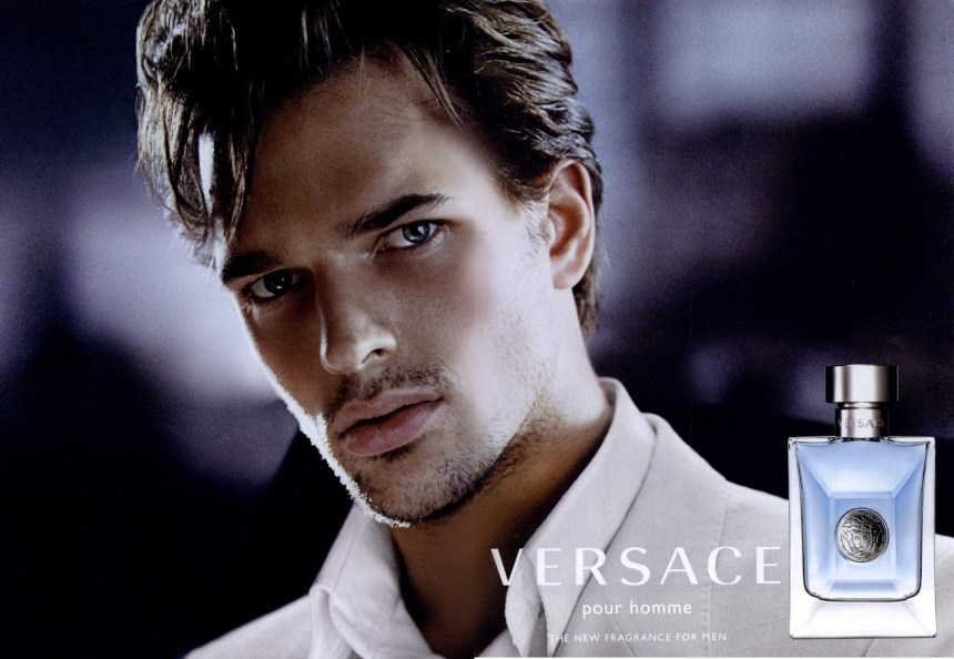 Image result for versace pour homme ads