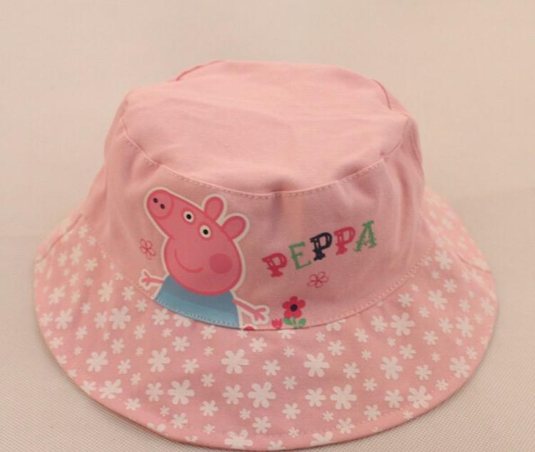 50772e5c191ae PPH-002 The Happy Peppa Pig Hat Sizes (Head Circumference)  1-2 Yr  (48-50cm) 3-4 Yr (51-52cm) 4-8 Yr (53-54cm)