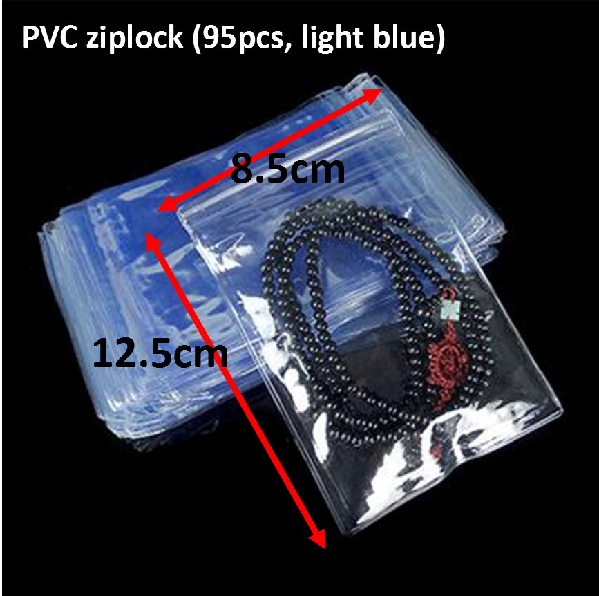 Ziplock bag 100MM*140MM*5PC