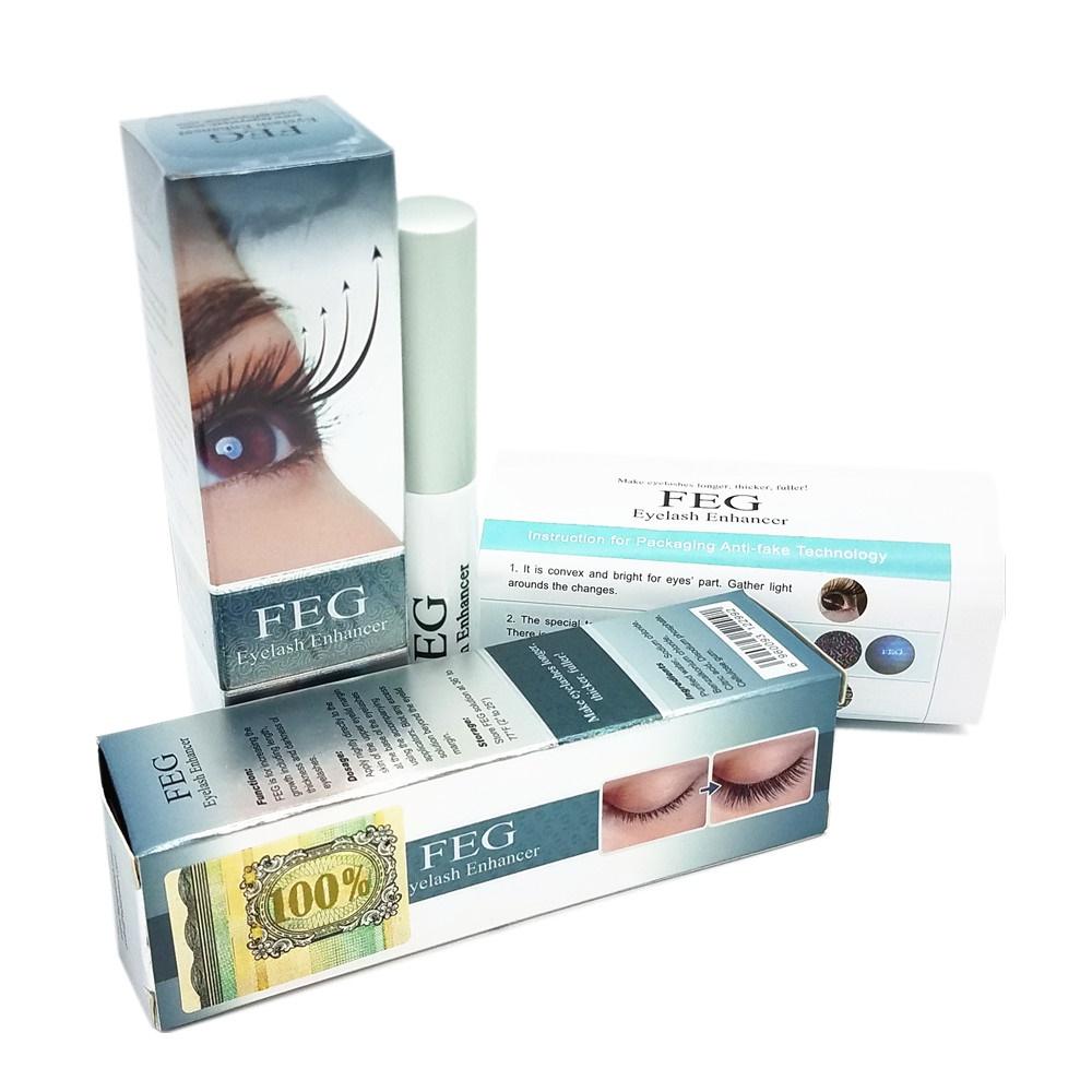 7cf4d25e4a9 [Free Shipping] Original GMP FEG eyelash enhancer 2017 anti-fake hologram  eyelash growth serum