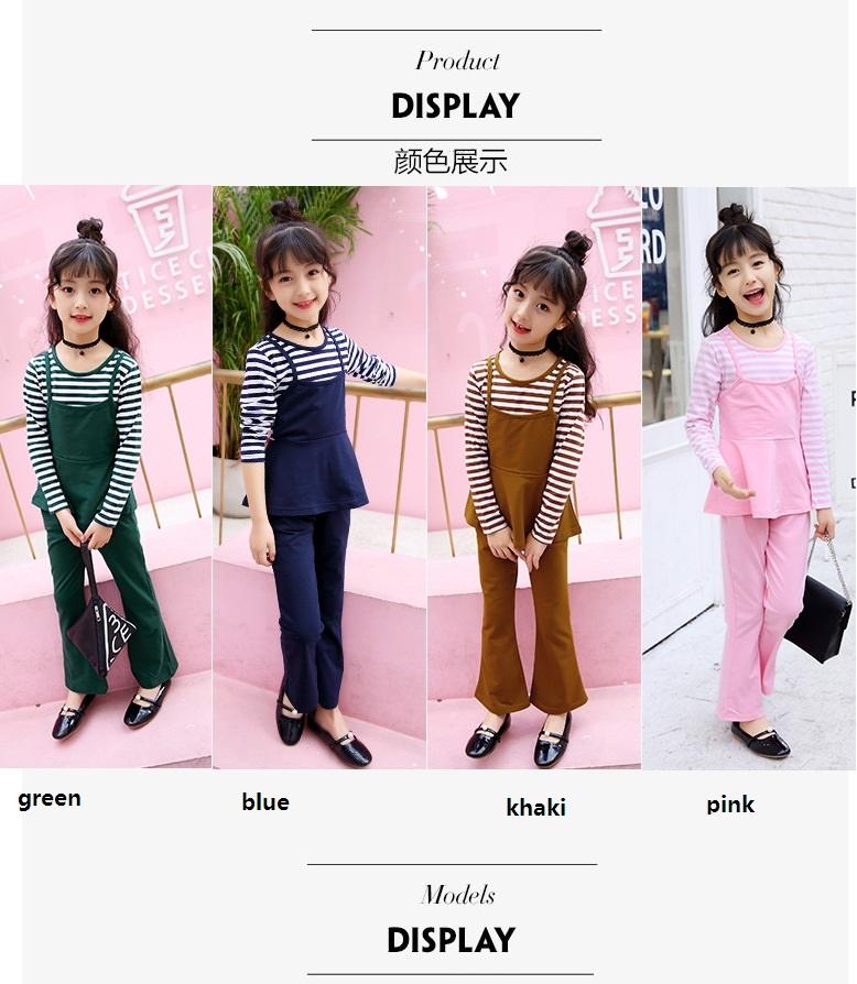 03340c0d760d Girls Spring Suit 2018 New Korean Version Of The Childrens Fashion Tide  Little Girl