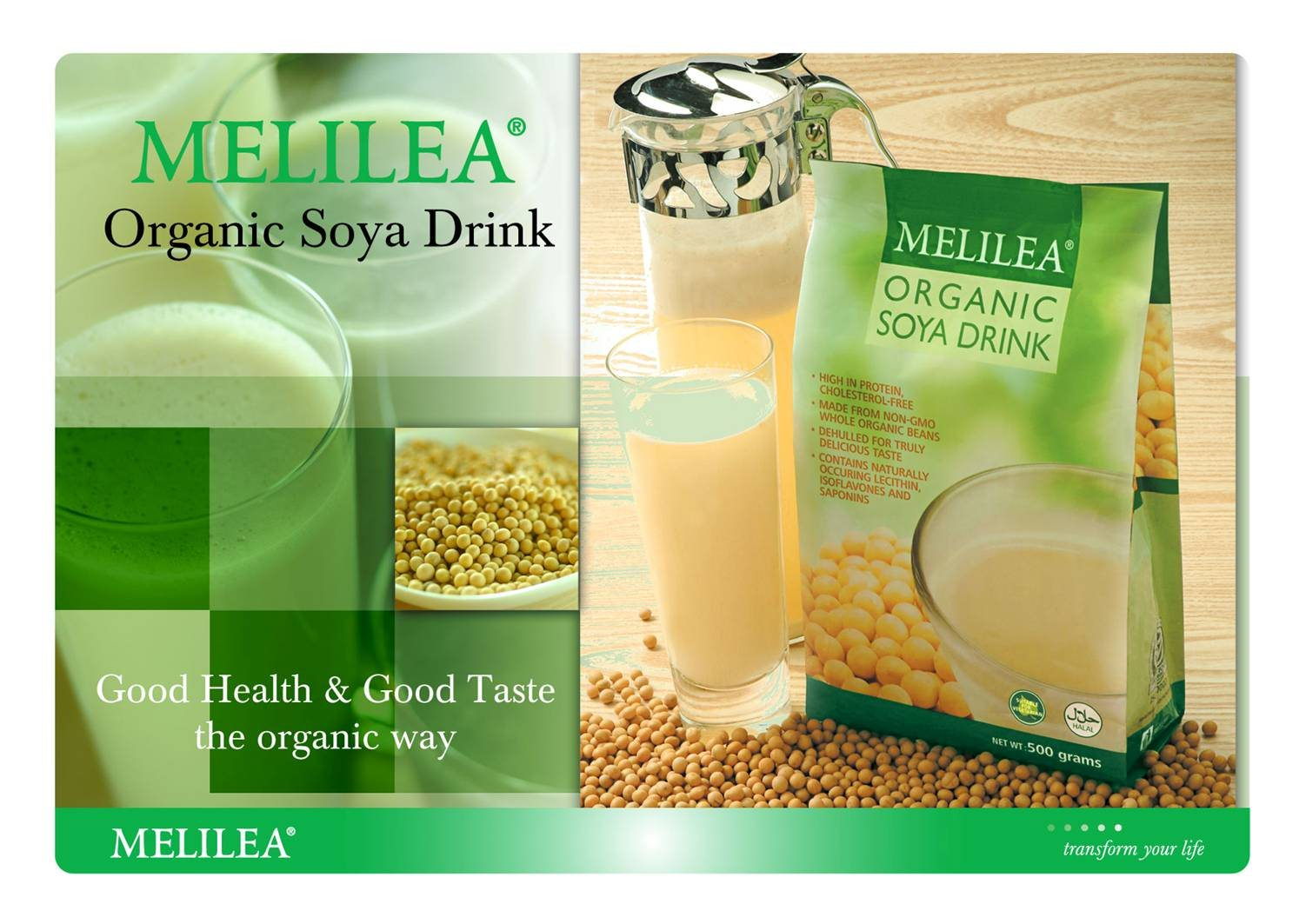 Every Need Want Day Melilea Greenfield 16oz Combine 3 Or 4 Teaspoons Of Soybean Powder In 250 Ml Warm Cold Water And Mix Evenly You Can Also 2 Tablespoons Use A Spoon