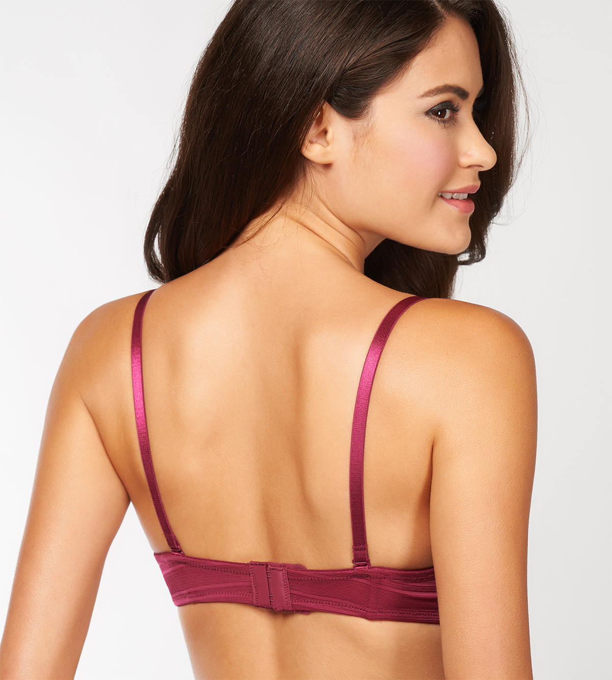 63c3a2817827d Fashion Wired Padded Bra With Detachable Straps Mocca (1007274400FW)