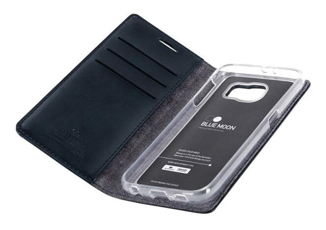 Every Need Want Day Mercury Bluemoon Flip Cover Xiaomi Redmi Note 3 Hitam Update Goospery Blue