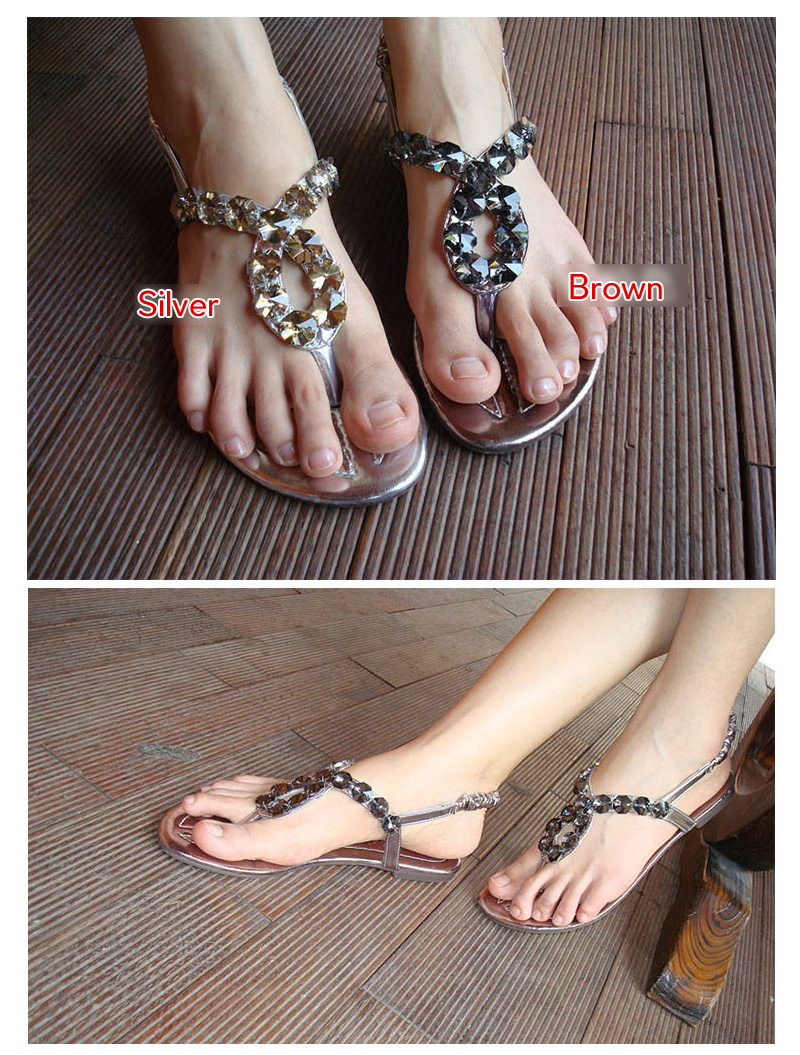 a012e3161902 ... 2019 New Women Sandals Ladies Flat Sandals☆Womens Shoes☆Girls Sandals☆ lady high. Buy 2 Free Shipping