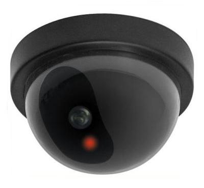 Dummy Security Camera (S) LED Blink Light