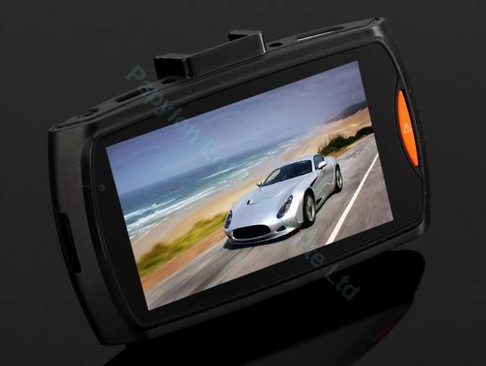 Car Camera Full HD 1080p S550.170 Degrees Wide-Angle Lens