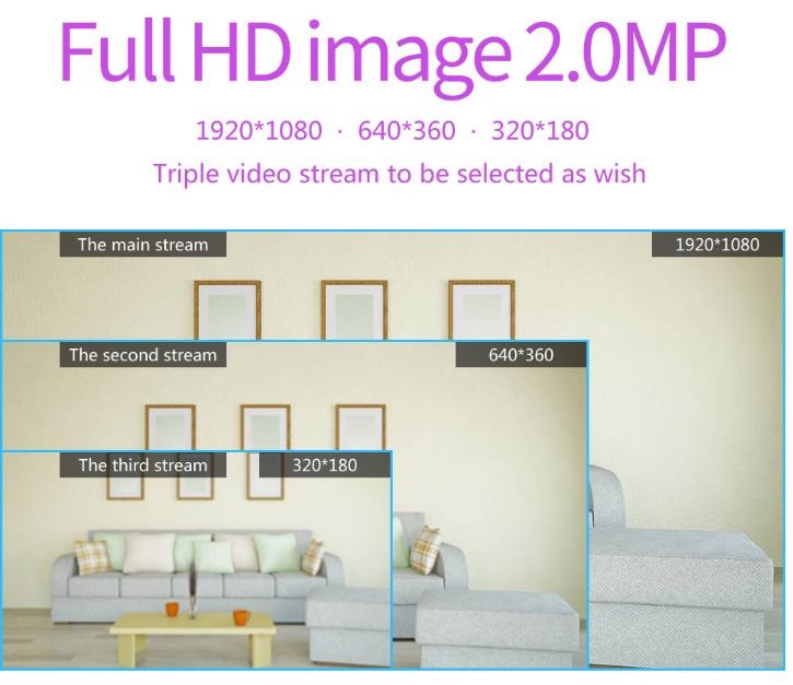 Vstarcam C26S HD 1080P