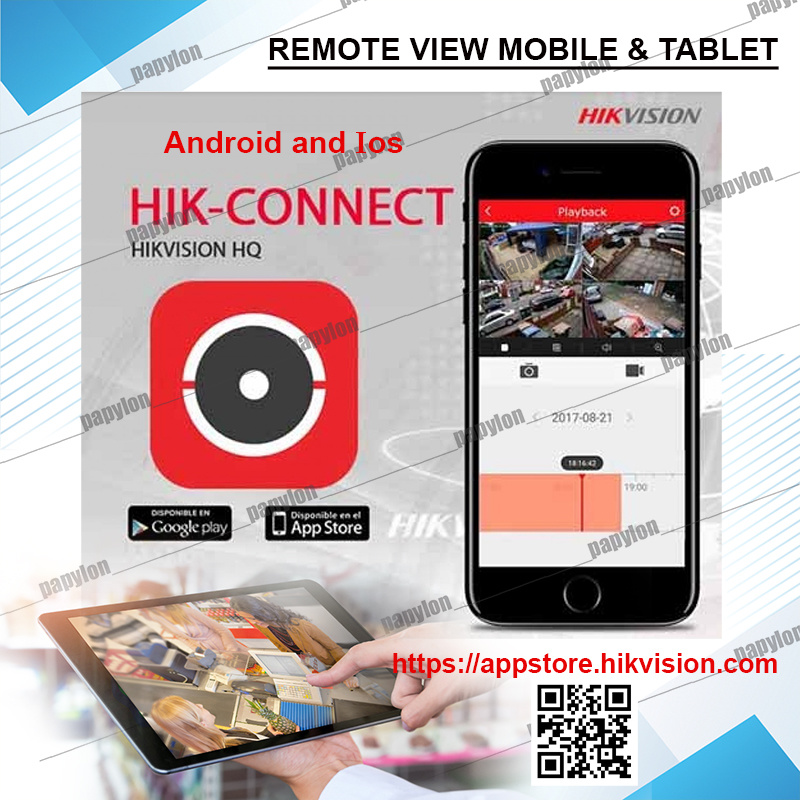 Hikvision DS-9016HUI-K8 Triple Hybrid