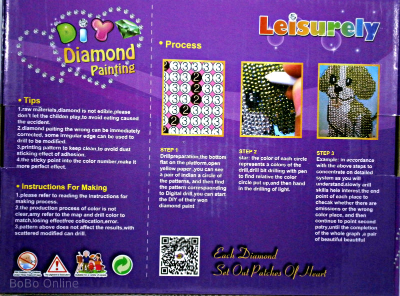 af8811832 one of this and spend some quality time with your children or enjoy quiet  moments alone to create your very own Diamond Painting