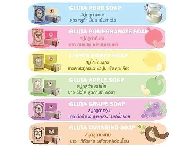 Wink White Gluta Soap
