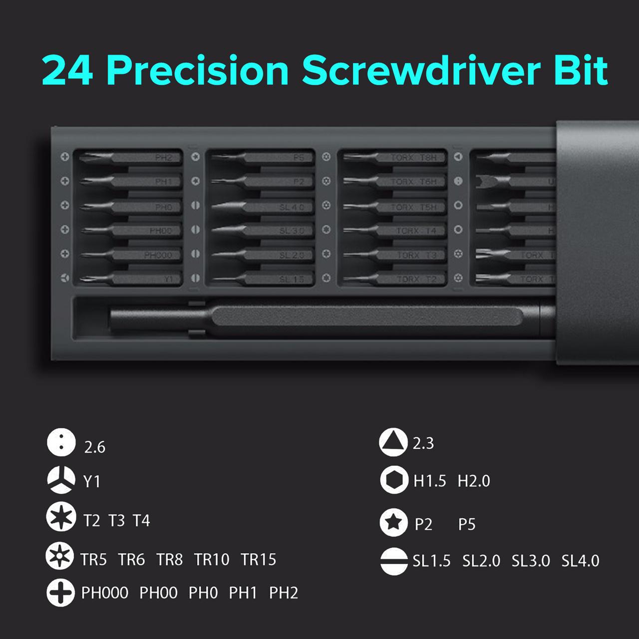 Mi x Wiha Precision Screwdriver Global