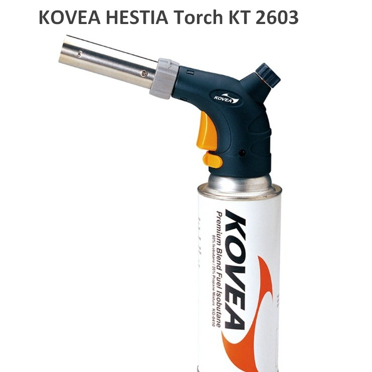 Details about KOVEA Gas Torch 5 Models for Outdoor BBQ WorksHome Cooking  Auto Ignition Hi Temp