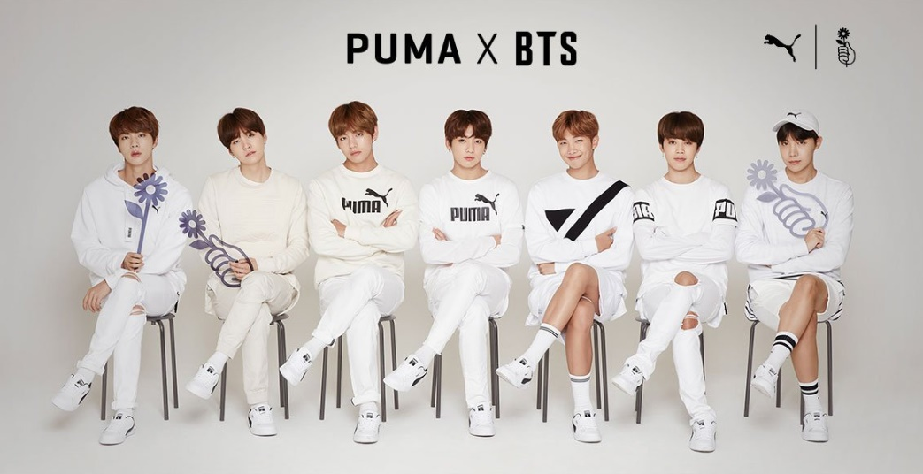 519890105c09  PUMA  BTS Collection  Korea Hot Item  MINIME RETRO BACKPACK  100%  Authentic school bag  MIni bag