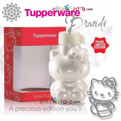 fdf863fc1 Hello KittyTUPPERWARE HELLO KITTY Water Bottle [1PAIR:PEARL and GOLD] LIMITED  COLLECTION 10
