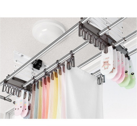 Elin Made In Korea Laundry Drying Rack Hanger Clothes Dryer
