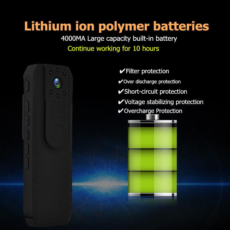 MT-35 Spy USB Pen Hidden Camera LED WIFI Voice Recorder