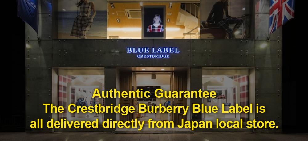9578d8005c4a (blue label crestbridge) Reversible canvas tote bag  made in japan Japan  masstige