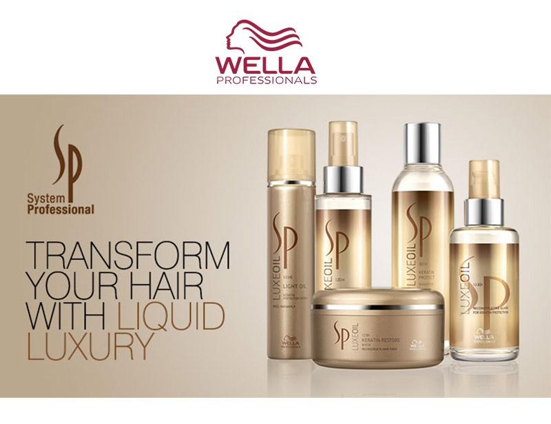 Afbeeldingsresultaat voor Wella System Professional luxe oil keratin protect