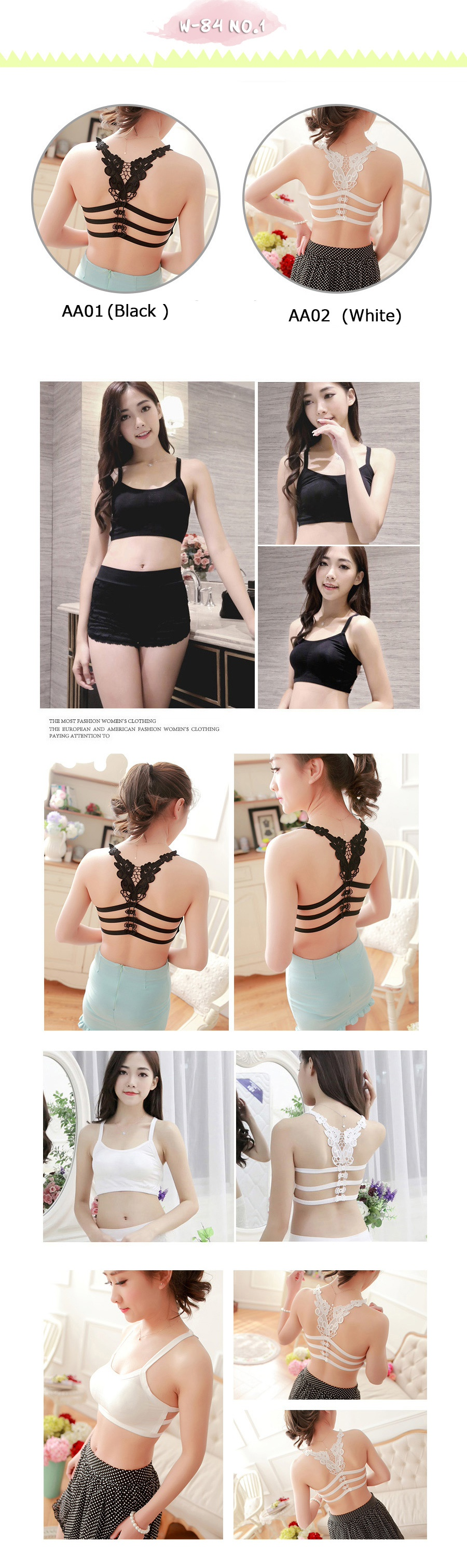 38f52d42a43 CNY Promotion !women padded tube top high quality cage bra  tube bra for  ladies  seamless bra tubra