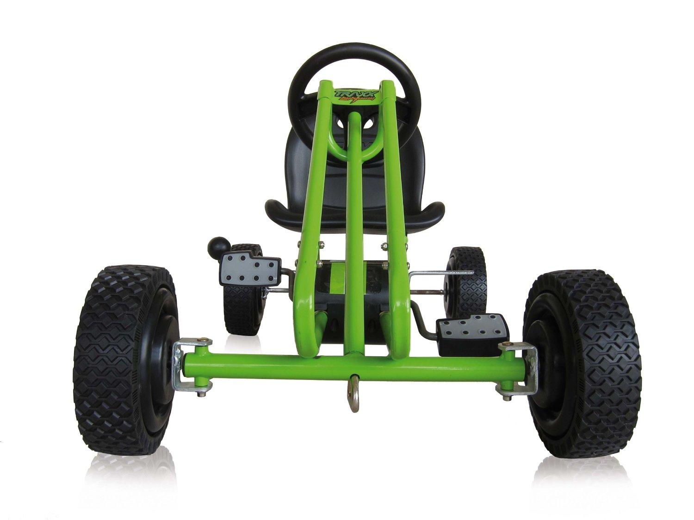Race Green V/éhicule /À P/édales Lightning Hauck T-90105