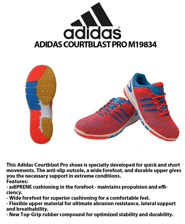 adidas Courtblast Pro