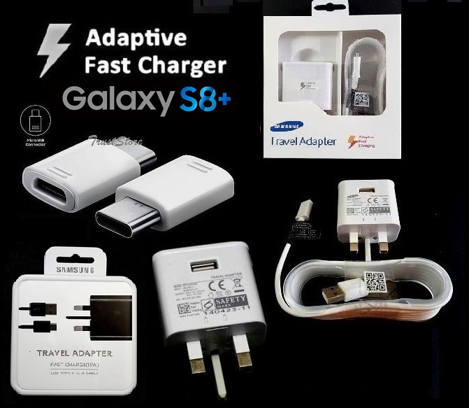 2017 SM-520 2.1 Amp Emartbuy Black // Grey Turbo Charge 2100 mAh USB Type C In Car Charger Suitable for Samsung Galaxy A5