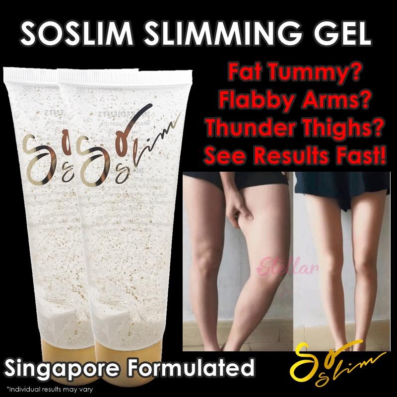 ETA: 15/8/19] SoSlim Slimming Gel – Stellar K-Beauty