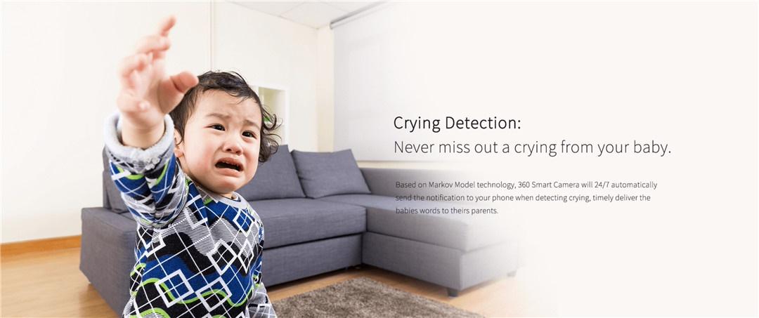 360 D603 720P Home Security Camera IP Camera