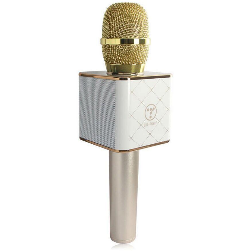 Wireless microphone Karaoke KTV Bluetooth Speaker Microphone Sing Recording  K068 K088 Q7 For Phones