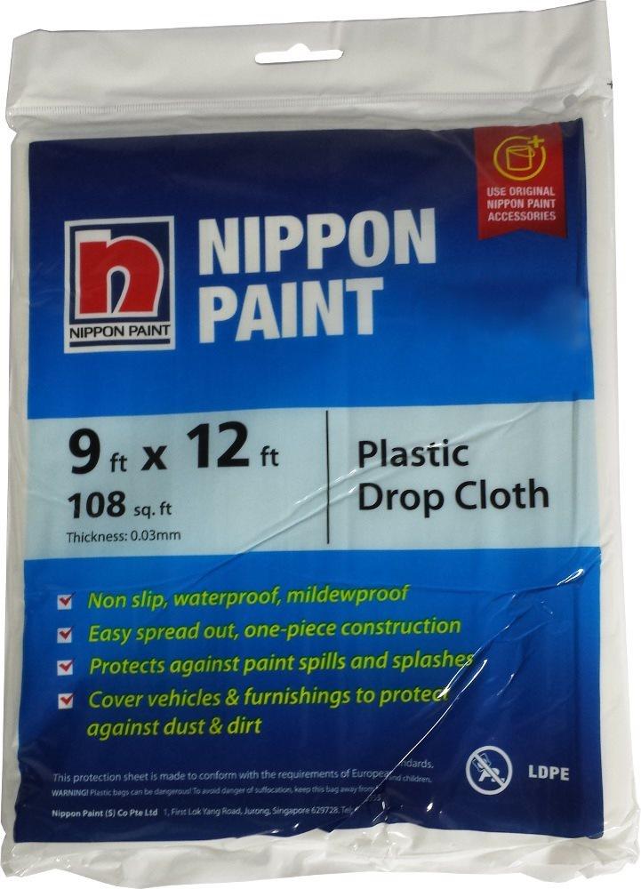 Qoo10 - Plastic Drop Cloth : Household & Bedding