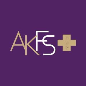 AKFS PLUS Nourishing Shampoo - Brand Logo
