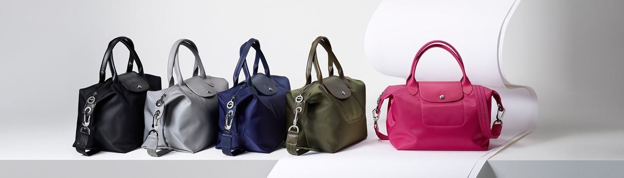 We guarantee authenticity of our bags or your money back. As such, you can  rest assured and make your purchase with confidence. 1621 SERIES LE PLIAGE  ... 4067b2d405