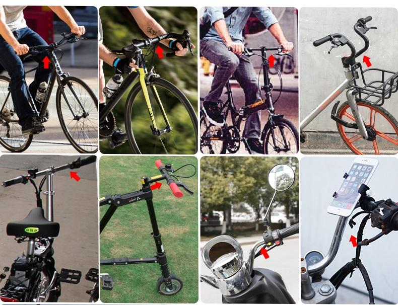 RockBros Bike Cycling MTB Bicycle Race Holder Number Bracket New