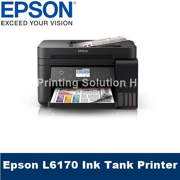 Epson L6170 Setup