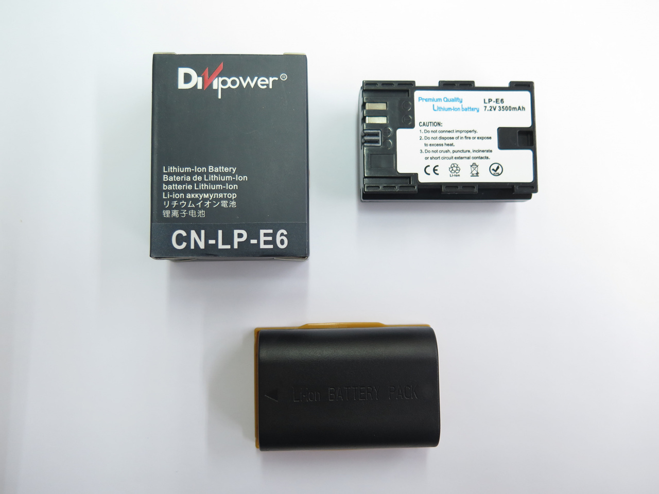 Every Need Want Day Canon Battery Lp E6n Original E6 Rated Voltage Of 72v 3500mah For Use With Eos 5d Mark Iii Ii 6d 7d 70d 60d