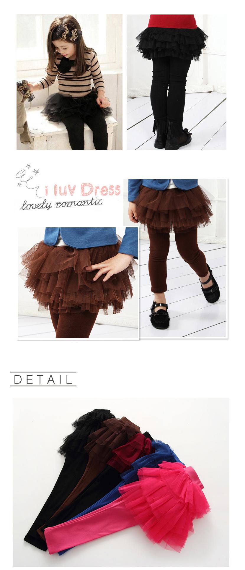 97b14190c85 ☆BUY 2 FREE SHIPPING☆Korean kids fashion girls leggings skirt leggings tutu  skirt flare skirt tulle skirts stockings leggings ...