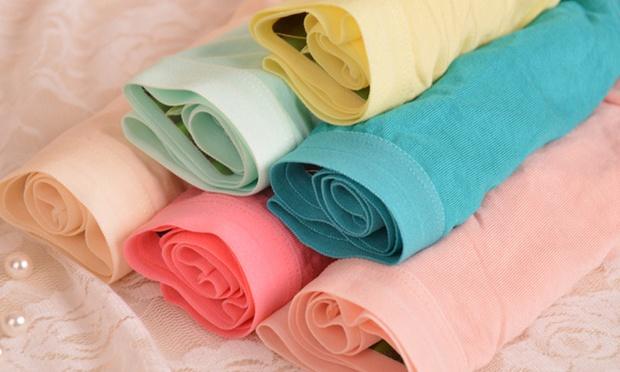 950e9fd8f 10x Super Stretchable Anti-odour Panties Underwear