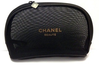 cd1d3689973b Chanel Mesh Pouch Gift with Purchase-Clearance Sale | 11street ...