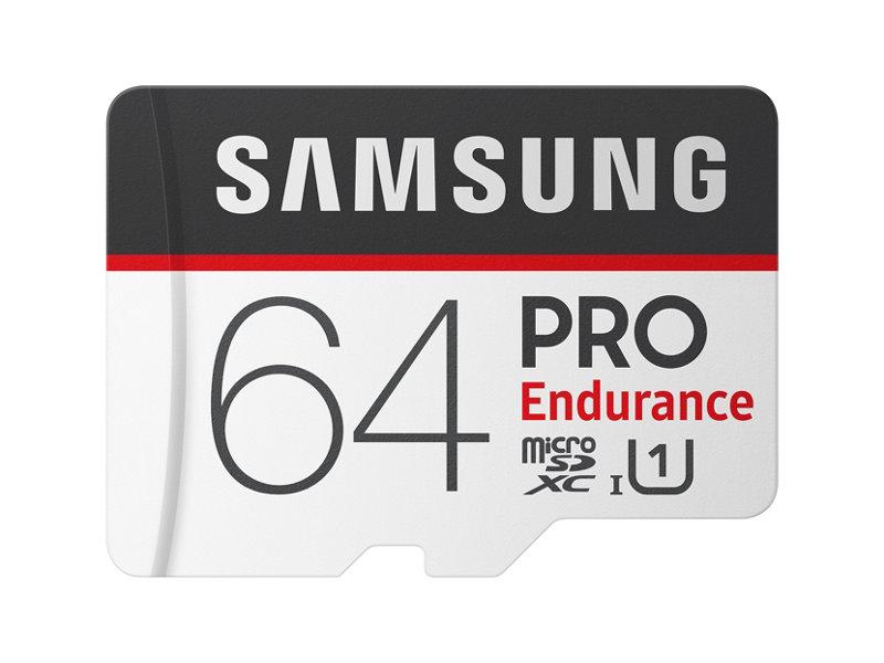 Samsung Pro Endurance Micro 64GB